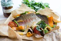 Fisch Rezepte / by ichkoche.at