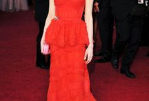 Tapis Rouge / Red carpet looks... literal red carpets and figurative red carpets. / by M Morales