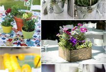 Eco-Friendly Wedding Ideas / by Grassroots Environmental Products