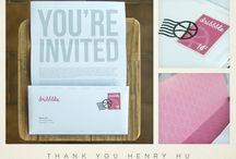Dribble Invites / by Mavis Hageman