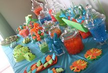 Caden's birthday party / by Rebecca Griffin