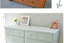 Furniture Makeovers / by Leilani Trevino