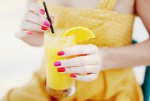 Little Yellow Dress / by Kim Snider