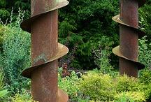Garden Art ideas / by karen colleran