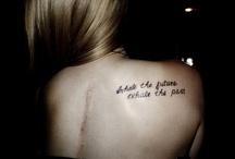Tattoo / by Brenda Trapolsi