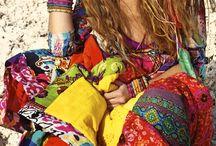 Mode Hippie! / by Camila Andrade