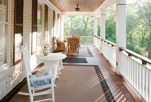 I love porches / by Ott Creatives Sherrie Ott