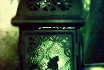 fairie garden ideas and crafts / by Dawn Mahan