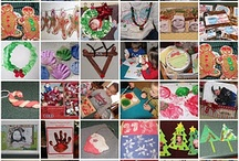 Children's Christmas crafts / by Laura Curtis