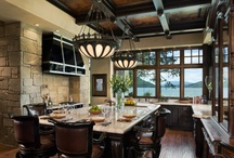 kitchen/ dining room / by Jadee Lee