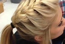 Hair Doooo / by Katelyn Donath