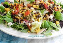 stellar salads / by Emily Gearhart Dobson