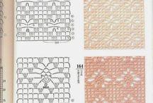 °•°Crochet stitch chart°•° / by Lui Suityeng
