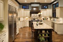 My Dream Kitchen...oh please, oh please! / by Ronda Morhaime