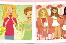 Bridal Shower Ideas / by Nikki Yorgason