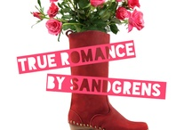 Valentine's Day / Sandgrens Red Clogs are perfect for Valentine's Day. / by Sandgrens Clogs