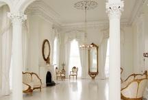 White Ballroom / by Nottoway Plantation