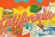 California / by Pam DeCarli