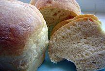 Bread Machine Recipes / by Chris Gibson-Eventsindigital