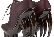 Shoes, shoes, and more shoes / by Angie Dawkins-Hamilton