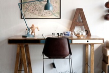 houzz: office / by Jennifer Wardle