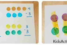 Math Ideas! / by Lisa Cavallucci