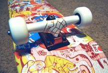 Skateboard Design / by Christian Langballe