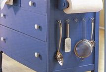 Upcycling Home Dec DIY / Things to upcycle for use at home. / by MisplacedHillbilly