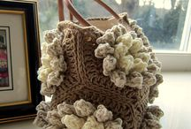 Crochet Bags, Purses and Totes / by Bea Luvs Crochet