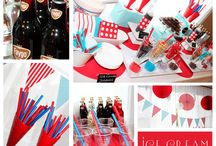 Ice Cream Social Party Ideas / by LaVonne Long