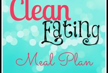 cleaner eating / by Laura Shull
