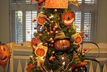 Fall/Halloween / Anything from Fall Décor to Halloween stuff!  / by Jen Kendhammer