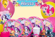 My Little Pony Party Ideas / Shindigz is an official licensed My Little Pony internet retailer.  here's a sample of what you'll find at http://ow.ly/jY59T  / by Shindigz