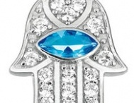 Loving these Hamsa's! / by Traditions Jewish Gifts