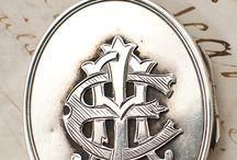 monogram it / by alex asher sears