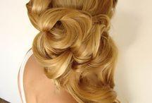bride's hair / by 'Defne Cebeci