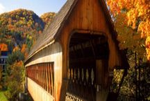 Covered Bridges / by Suzanne Jolly
