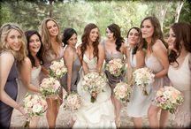 W Bridesmaids  / by Carol Mo