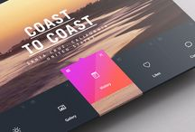User Interface Design / UI Design inspiration / by Pamela Dyer