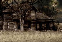 Forgotten places / by Kat McClellan