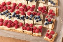Holidays / Other holiday foods, decor, and more; 4th of July, Easter, Red White & Blue,  / by Karla Rodriguez
