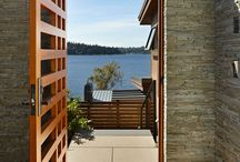 Lake Houses, Mountain Hideaways n Sandy Places / by Pascale Nguyen