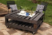 Pallet Repurposing / by Phyllis White Shows