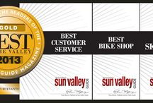 Service / Customer Service, Rental Service, Technical Service, Guide Service / by Sturtevants of Sun Valley