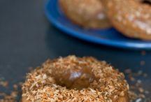 Gluten Free Doughnuts & Danishes & Buns / Gluten free doughnuts, Danishes and buns / by Anyonita Nibbles