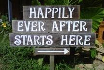 Wedding stuff / by Kelsey Aviles