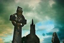 old graveyards / by Barbara Savage