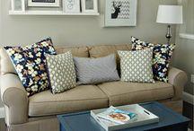 Sofa / by Kathy Hinojosa