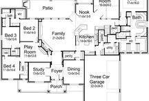 floor plan / by Laurien Salesberry