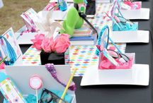 Party Ideas / by Stephanie Aceves